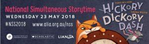 National Stimulaneous Story Time4