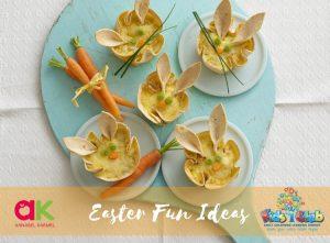 Easter Recipes Annabel Karmel