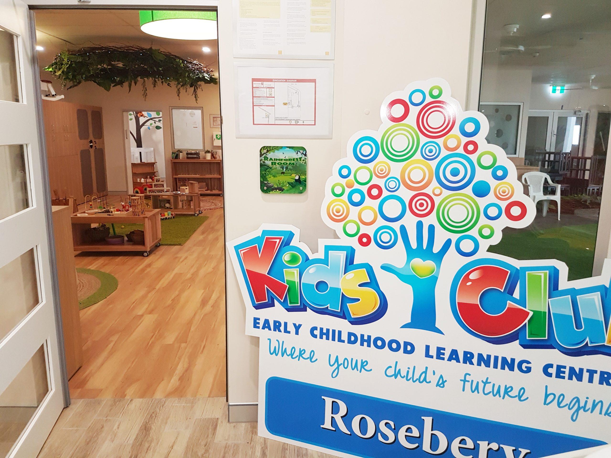 Ngoc, Kids Club Rosebery Parent